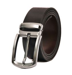 CLASSIC REVERSIBLE FORMAL BLACK-BROWN BELT