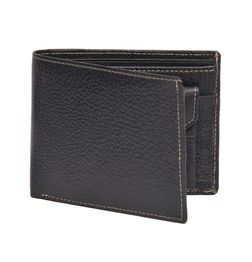 HIDEMARK STYLISH TEXTURED LEATHER WALLET