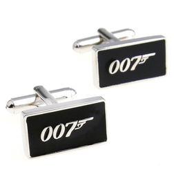 BOND 007 CUFFLINKS