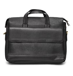 BLACK OFFICE LAPTOP BAG