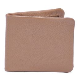 STYLISH LEATHER WALLET IN TAN