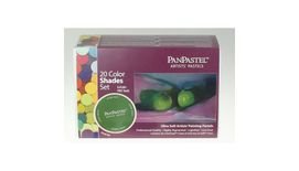 PanPastel Colors Ultra Soft Artist's Painting Pastels, Shades - 20 Assorted Colours