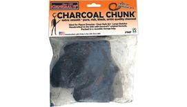 General's Pure Charcoal Chunk - Rich Black