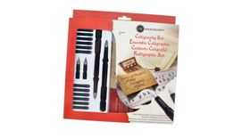 Manuscript Left Handed Masterclass Calligraphy Fountain Pen Set