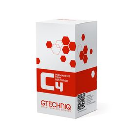 Gtechniq C4 Permanent Trim Restorer 30 ML