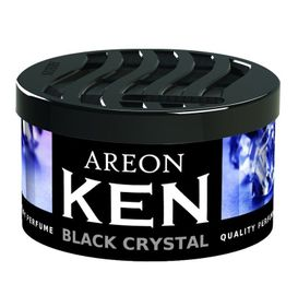 Areon Ken Gel Car Air Freshener - Black Crystal 35gm