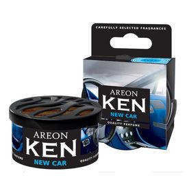 Areon Ken Gel Car Air Freshener - New Car 35gm