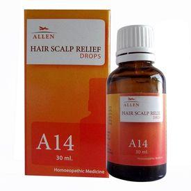 A14 Hair Scalp Relief Drops