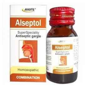 Allen Alseptol-Pack of 3 (antiseptic Gargle)