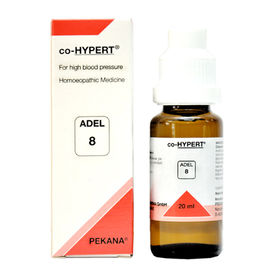 Adel 8 co-HYPERT drops  for symptoms of high blood pressure