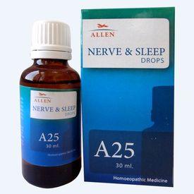 Allen A 25  Nerve And Sleep Drops