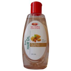 Bhargava Baby Hair Oil with Almond, Brahmi, Tulsi