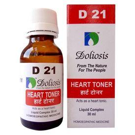 Doliosis D21 Heart Toner drops