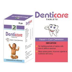 Dr Raj Denticare Tablets for Easy dentation