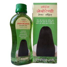 Lord's jaborandi hair oil