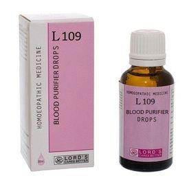 Lords L 109 Blood Purifier Drops