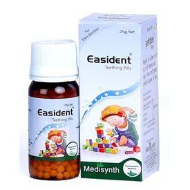Medisynth Easident Teething Pills for Easy Dentition