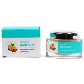 Mayons Whiteglow Skin Lightening Cream Enriched with Vitamin C and Vitamin E