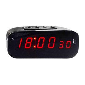 Speedwav VST-803C Car Dashboard Digital Red LED Clock