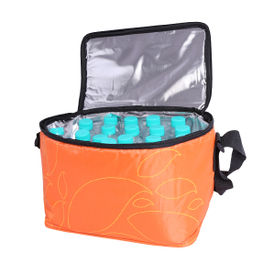 Speedwav Car Waterproof Portable Thermal Cooler Bag for Travel-Orange