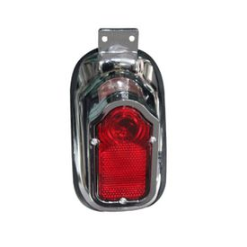 Speedwav Bike Tail/Brake Light With Reflector for Royal Enfield