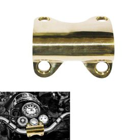 Speedwav Brass Bike Handle Joint Clip for Royal Enfield