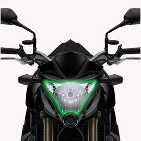 Speedwav Flexible 30cm Headlight Neon LED DRL Tube-Green