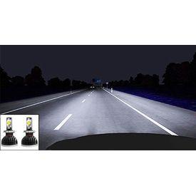 Speedwav H4 Headlight LED HID Combination Bulbs Kit