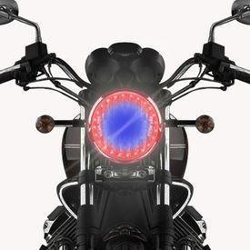 Speedwav Police LED Flasher Bike Headlight Bulb