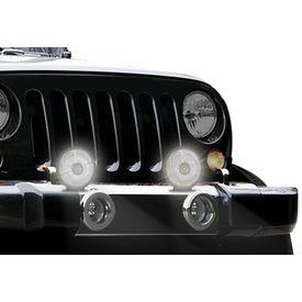 Speedwav 100AL Spot Beam Car Aux Light