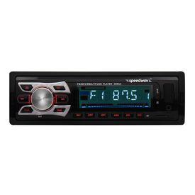 Speedwav FP-6252 Car MP3 Stereo SD-Card Slot USB FM Remote