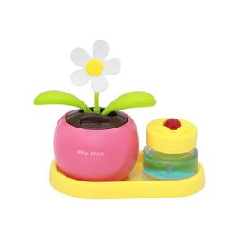 Flip Flap Solar Powered Dancing Plant With Perfume-Pink
