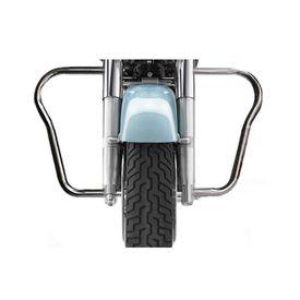 Speedwav Air Fly Bike Safety Leg Crash Guard-Chrome for Royal Enfield