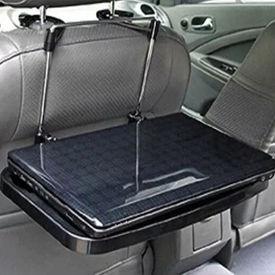 Speedwav Car Steering / Back Seat - Laptop and Dinning Tray with Adjustable Slider