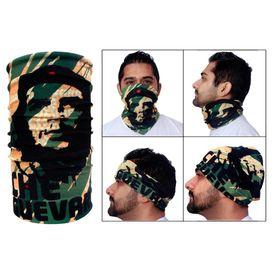 Jazzmyride Multifunctional Headwrap / Mask / Scarf-Che Guavara Army
