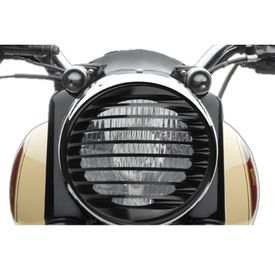 Speedwav Harley Style Headlight Cover Grill-Horizontal for Royal Enfield