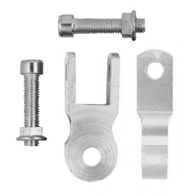 Bike Height Increaser (Silver) for all Bikes