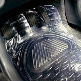 Speedwav SET OF 5 Premium Smoke Black Car Floor/Foot Mats