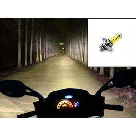 Speedwav Bike H4 Halogen Bulb Yellow