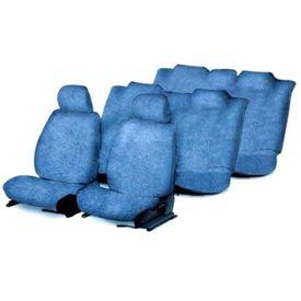 Speedwav Sweat Control Blue Towel Seat Covers