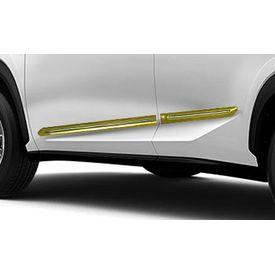 Speedwav Custom Fit Car Side Beading GOLDEN & Chrome