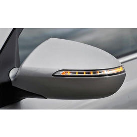 Speedwav Mirror Covers With Indicator Set Of 2 GREY