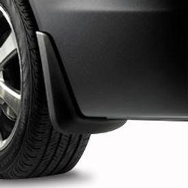 Speedwav Car Plastic Mud Flaps (Set Of 4)