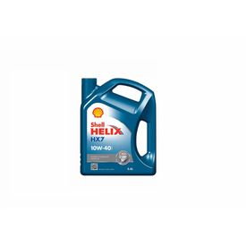 Shell Helix HX7 10W-40 Multigrade Car Petrol Engine Oil 3.5 Litre