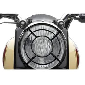 Speedwav Target Headlight Grill Cover for Royal Enfield
