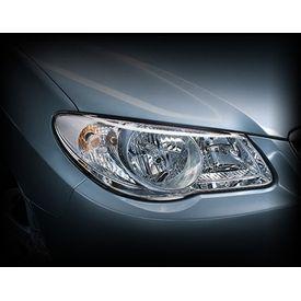 Depo Car Crystal Headlight Assembly RIGHT