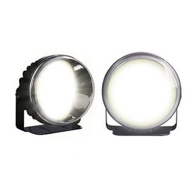 Speedwav YCL COB LED 2.5 Inches Bike Aux Lights Set Of 2