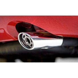 Speedwav Car Exhaust Silencer Muffler Tip-Turbine Style