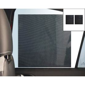 Speedwav Electrostatic Stick On Car Sunshades - Set of 2