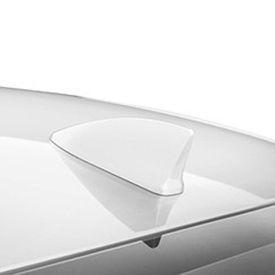 Speedwav Decorative Fin Shaped Antenna - White